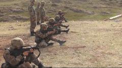 陆军第71集团军某特战旅:千锤百炼 特战队员挑战极限