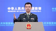 国防部:中国-东盟防务安全合作不断走深走实