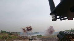 立体渗透 直击陆军第72集团军城镇攻防战斗演练