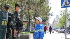 """""""五一""""国际劳动节丨人民节假日 将士战备时"""
