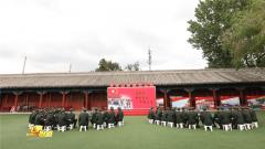 【青春与青春的对话】喀喇昆仑边防军人走进国旗护卫队