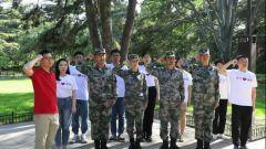 【青春与青春的对话】喀喇昆仑边防军人走进北京大学