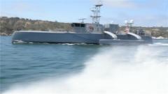 """杜文龙:美军""""有人""""和""""无人""""舰艇混合作战 创新战法谋求海上新优势"""