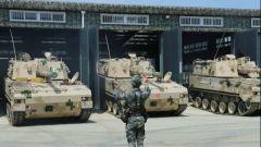 【节日 我们在战位上】紧急拉动 检验合成部队应战能力