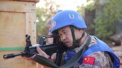 中国第11批赴南苏丹(瓦乌)维和医疗分队举行应急疏散演练