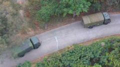 左右驾驶舵位自如切换 驻香港部队汽车兵展示优秀驾驶技能