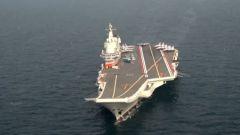 """杜文龙:恐地位被超越 美舰""""马斯廷""""号近距离贴近辽宁舰航母编队显示强硬"""