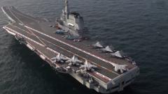 杜文龙:山东舰航母编队赴南海演训 综合作战能力正在形成