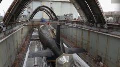 """""""喀山""""号885M型核潜艇近期交付俄罗斯海军"""