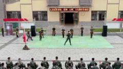 """武警江西总队:""""四合一""""服务深入基层 兵心意志更加凝聚"""