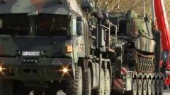 25年来北约在欧洲规模最大军演开场