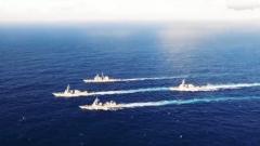 """杜文龙:美军若持续加码 第一岛链属性或将彻底变成""""进攻"""""""