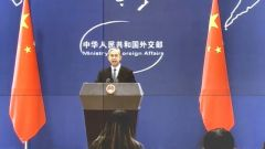 中国外交部:奉劝日方不要学鸵鸟