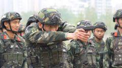 【强军路上奋斗者】中队长沈雁辉:做一颗呼啸的子弹