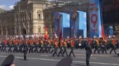 【俄罗斯纪念卫国战争胜利76周年】普京发表致辞:坚决抵制歪曲历史