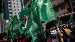 一枚火箭弹从加沙地带射向以色列 以军进行报复性打击