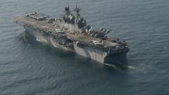 中国周边可能出现7个航母或准航母打击群? 尹卓:两栖舰能当准航母吗