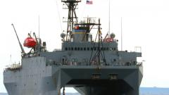 """专家:美军测量船进入南海或为监视中国航母编队 进行所谓""""预设战场建设"""""""