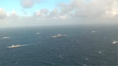 杜文龙:目前中国海军航母编队呈现的是1和1 我们最想看到1+1