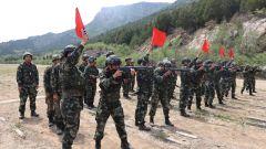 武警北京總隊:直擊官兵實彈射擊考核檢驗訓練成果
