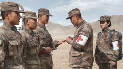 军队医护人员开展多种活动庆祝第110个国际护士节