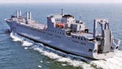 军事海运能力或成美军软肋