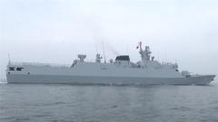 敌情不断!海军黄石舰开展多课目实弹射击训练