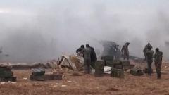 叙政府军在俄支持下击毙338名恐怖分子