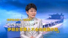 """苏晓晖:关于""""取消制裁""""的界定有分歧 伊朗在军事上不会向美国示弱"""