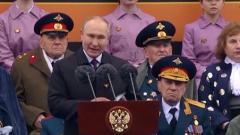 苏晓晖:美国企图挑拨离间孤立俄罗斯 普京在阅兵式上强硬回击
