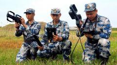 """时刻在""""线""""!东部战区空军某部通信站开展野战通信保障演练"""
