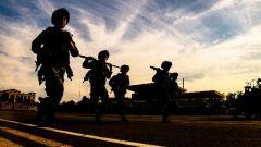一组剪影,带你领略特战官兵的迷彩青春