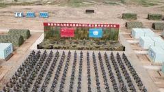 中国第九批赴马里维和部队正式组建