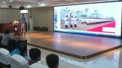邯鄲:國防教育進校園