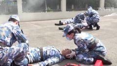 海军军医大学第一附属医院:授教基层 提升战地急救能力