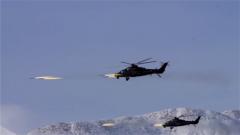 火力突击!一起来看高原战鹰的多弹种实战化演练