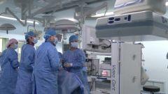 北部战区总医院神经外科新技术创国际先例