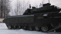 世界最先進坦克之一——T-14坦克