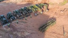 直擊武警兵種專業訓練廣西協作區搶險救援綜合演練