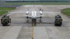 空军运输搜救某旅开展机场核生化防护保障演练