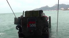陆军第72集团军某合成旅开展装载航渡演练