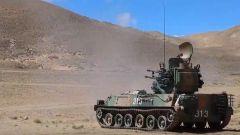 【第一军视】火力全开!直击西藏军区某合成旅实弹实爆现场