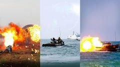 【軍視界】 鍛造全域精兵,一起來看海軍陸戰隊的超燃瞬間!