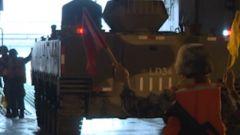 【直击演训场】装载航渡 锤炼部队两栖作战保障能力