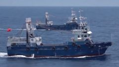 海军第37 38批护航编队完成任务交接