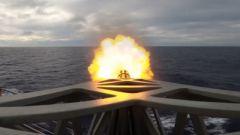 【第一军视】大场面来啦!带你看南部战区海军舰艇编队砺剑深蓝大洋