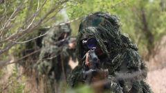 【第一军视】武装奔袭、突击渗透,侦察兵训练热血来袭!