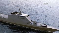 【俄美针锋相对 军事外交组合角力】俄罗斯首艘全隐形护卫舰预计明年交付