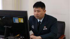 【我身邊的戰友】文職人員范源:三次轉身,一顆恒心為官兵