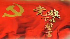 【党旗下的誓言】跨越40年 一份深埋心底的荣誉